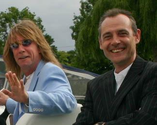 Rick Parfitt and John Keeling-2