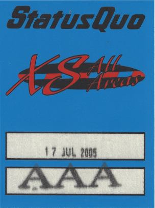 ACCESS ALL AREAS PATCH B