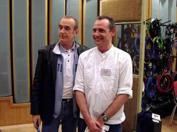 Francis Rossi & John Keeling 2005 B