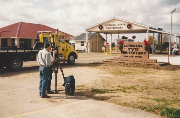 Angola filming