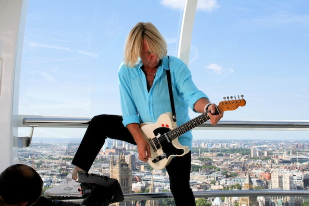 RICK PARFITT LONDON EYE