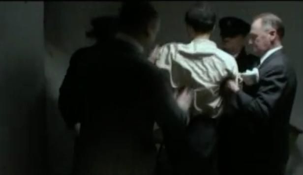STRAPPING PRISONER