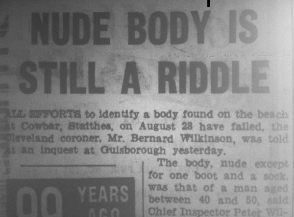 Nude Body Is Still A Riddle copy
